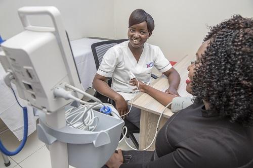 Hospital Services in Kitengela
